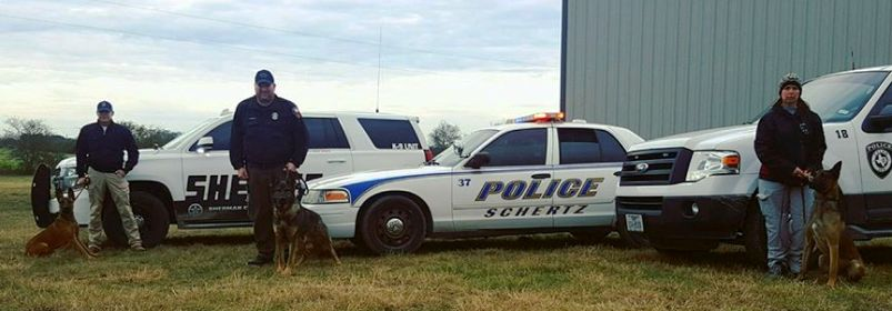 Police K9 handler certification
